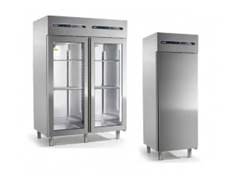 armadi frigoriferi per l'industria alimentare
